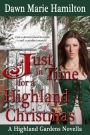 Just in Time for a Highland Christmas by Dawn Marie Hamilton – Christmas Eve Excerpt
