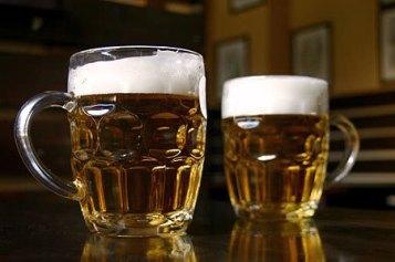 Lift a mug of Gaelic Ale