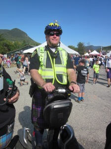 x-Lincoln Police in Kilt