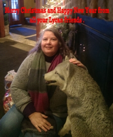 Lycan Xmas and me