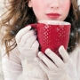 A Red Mug and a Christmas Kiss by Dawn Marie Hamilton