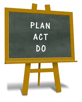 plan-act-do sign