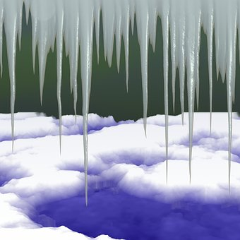ice cicles
